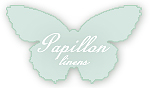Papillon Linens European Elegance Embroidered Bedding and Linens